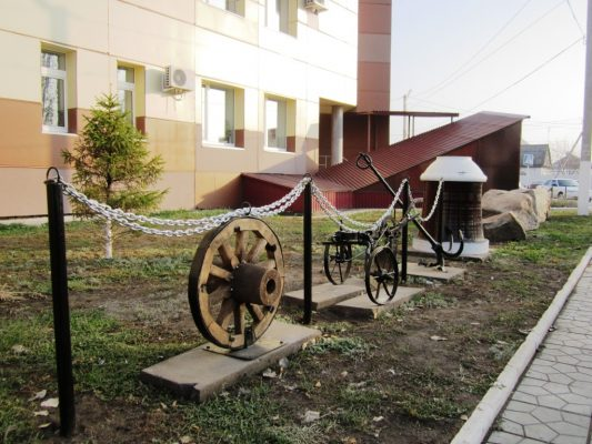 Музей истории Красноярского района