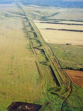 Ново-Закамская черта оборонительного сооружения