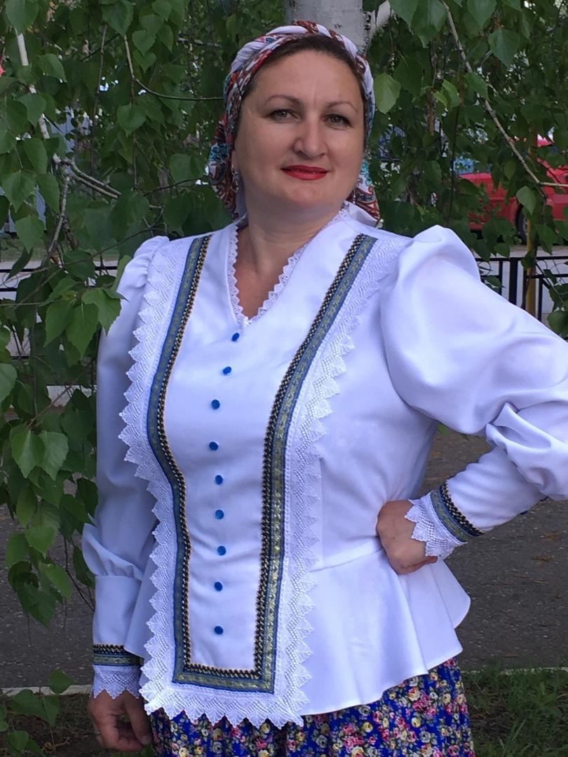 Докалова Ольга Георгиевна