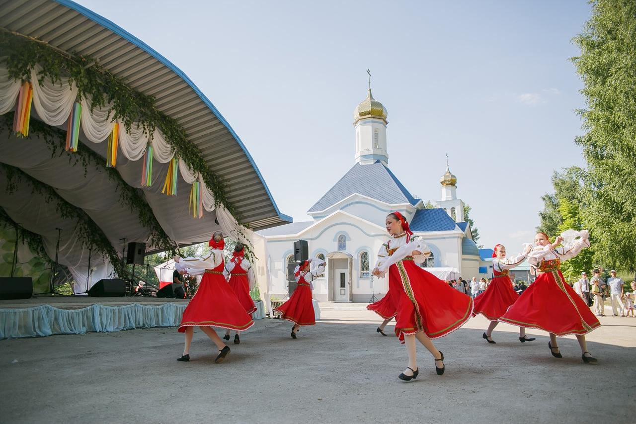 Ежегодный Троицкий фестиваль 2021
